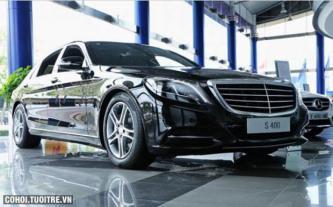 Mercedes-Benz S400L 2016 có xe giao ngay