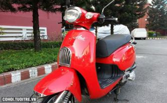 Xe Sachs Amici 125cc màu đỏ