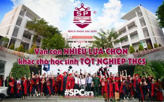 Vẫn còn nhiều lựa chọn khác cho học sinh tốt nghiệp THCS
