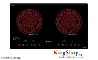 Bếp đôi hồng ngoại Chef's EH-DHL311