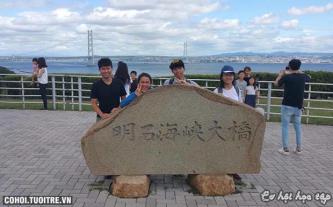 Sinh viên ĐH Lạc Hồng tự tin trên đất Nhật Bản
