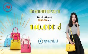 Túi da đồng loạt giảm giá sốc trong 4 ngày tại Alo360