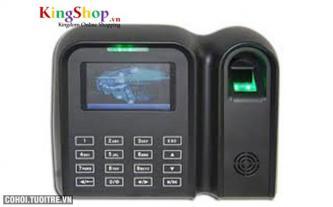 Máy chấm công vân tay và thẻ cảm ứng Wise Eye 7200
