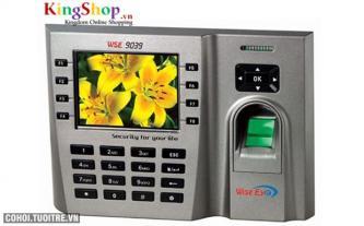 Máy chấm công vân tay và thẻ cảm ứng Wise Eye 9039