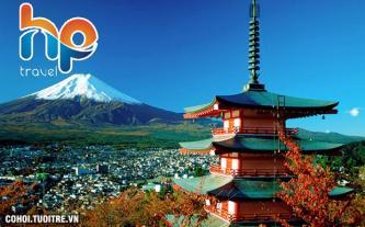 Du lịch Nhật Bản 7 ngày dịp lễ 30/4/2016