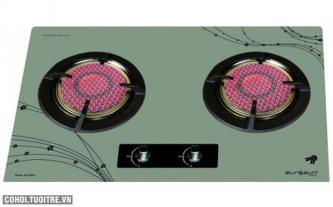 Bếp gas âm hồng ngoại Eurosun EU-GN09 2 vòng nhiệt