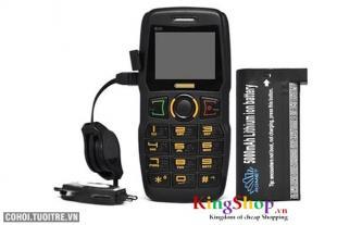 Điện thoại pin khỏe Land Rover Admet B30