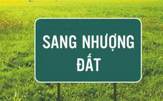 Sang 363 m2 đất mặt tiền Ngô Đức Kế, Q.Bình Thạnh