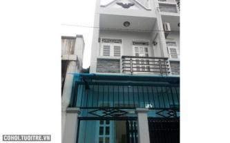 Nhà hẻm 5m đường CMT8 quận Tân Bình