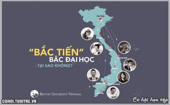 Chọn học Đại học ở thủ đô với BUV