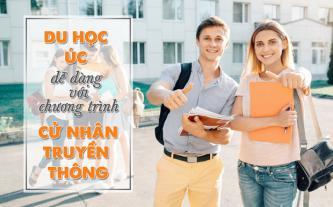 Du học Úc dễ dàng với chương trình cử nhân truyền thông