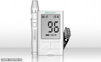 Máy đo đường huyết Medisana MediTouch