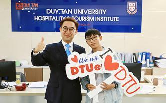 Trường Đại học Duy Tân - Top 500 Châu Á (QS2020)