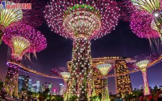 Giảm 1 triệu đồng chùm tour Singapore và liên tuyến Sin - Malay - Indo
