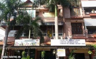 Nhà mặt tiền đường Quách Văn Tuấn quận Tân Bình