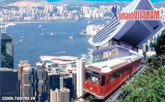 Vui hè Hồng Kông ưu đãi đến 2 triệu đồng