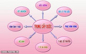 Tuyển sinh TC Dược học Hà Nội miễn học phí 100% năm 2015