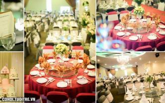 Callary, địa điểm vàng để tổ chức tiệc cưới