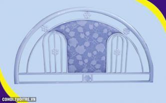 Giường sắt Duy Phương M3