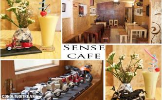 Thức uống đồng giá 20.000 đồng tại Sense café