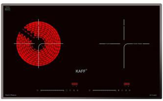 Mua bếp điện từ Kaff KF-FL68IC được tặng máy hút mùi