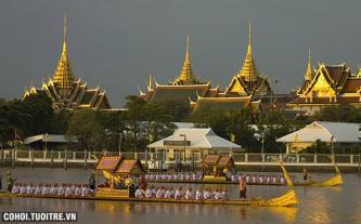 Du lịch hành hương đất nước Phật giáo