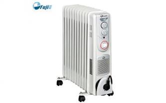 Máy sưởi dầu 13 thanh nhiệt Nhật Bản FujiE OFR5513