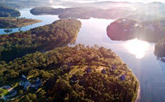 Ưu đãi giảm giá hấp dẫn tại Bình An Village Resort hồ Tuyền Lâm, Đà Lạt