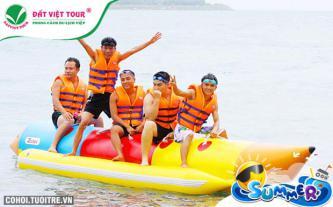 Tour Nha Trang 4N3Đ khách sạn 4 sao
