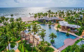 Chiến dịch Clean Promise của IHG thực hiện tại InterContinental Phu Quoc Long Beach Resort