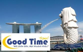 Tour du lịch SINGAPORE trọn gói 4N3Đ