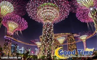 Tour Singapore - Malaysia 6N5Đ giá hấp dẫn