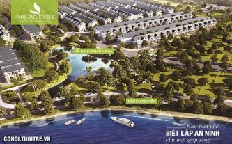 Nhà phố - biệt thự compound Park Riverside