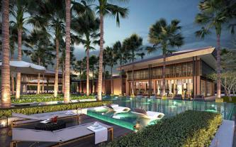 The Mansions ParkCity - ý tưởng về không gian sống hoàn hảo