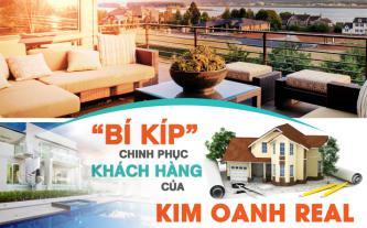 Bí kíp chinh phục khách hàng của Kim Oanh Real