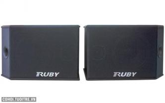 Loa thùng lưới vải Ruby RB 108 - Bass size 20 cm