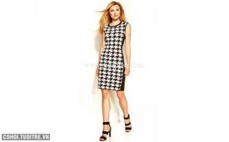 Đầm hàng hiệu Mỹ Calvin Klein mã O345