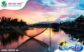 Tour Đà Nẵng, Hội An, Bà Nà, Quảng Bình 5N4Đ