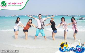 Tour Thái Lan 5N4Đ ở khách sạn 3 sao