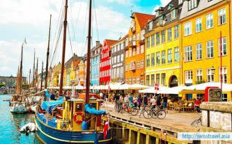 Tour Thụy Sĩ, Pháp, Đức, Đan Mạch, Na Uy, Thụy Điển, Phần Lan