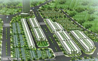 Dự án đất nền KĐT Bella Vista City Củ Chi
