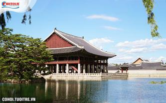 Thơ mộng xứ Hàn