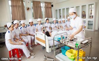 Đến ĐH Duy Tân học ngành điều dưỡng