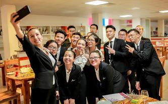 Quốc tế hóa trải nghiệm cho sinh viên