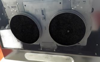 Khi nào thay bánh than hoạt tính của máy hút khói khử mùi bếp