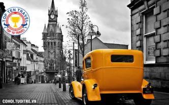Tour du lịch châu Âu, Đức - Hà Lan - Bỉ - Pháp