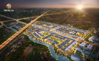 Bất động sản vùng ven lên ngôi nhờ hạ tầng quy hoạch đồng bộ