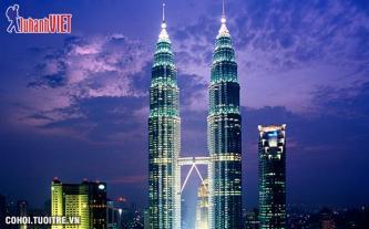 Tour Malaysia, Singapore 6 ngày