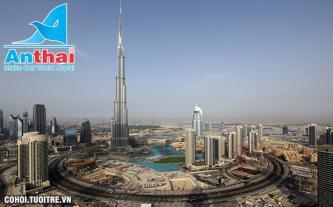 Khám phá Dubai - Abu Dhabi 5N4Đ