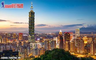 Khám phá Đài Loan chỉ từ 8,9 triệu
